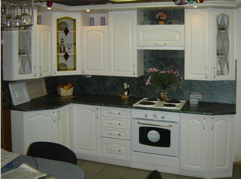 и светлые кухни классика, фотографии