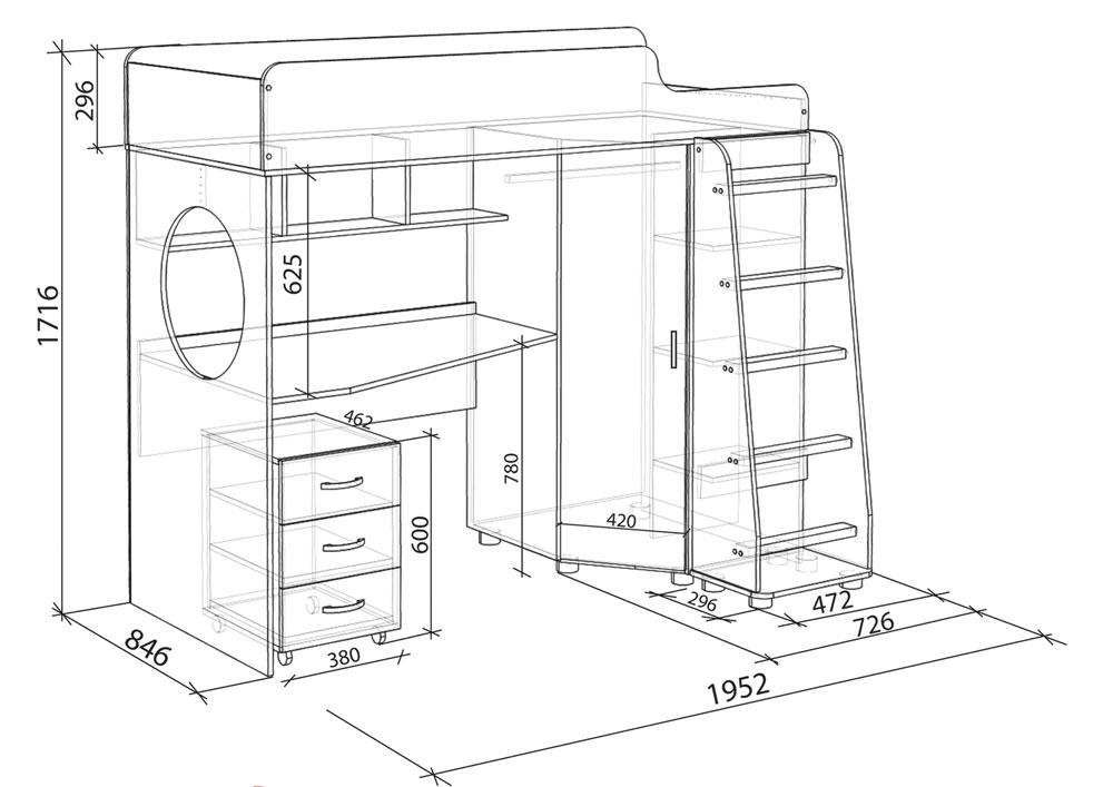 Мебель своими руками чертежи и схемы фото