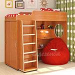 фото  Детская Мебель Кровать-чердак Легенда-5 (Сказка-5)