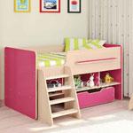 фото  Детская Мебель Кровать Легенда-6 (Сказка-6)