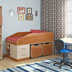 фото  Детская Мебель Кровать Легенда-8 (Сказка-8)