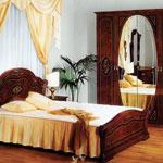 фото  Диа-Мебель Спальня Виктория