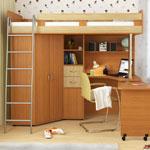 фото  Гармония Детская мебель Карлсон (новая)