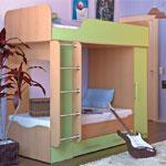 фото  Гармония Двухъярусная кровать Дуэт-2