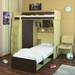 фото  Гармония Детская мебель Карлсон М3 (модульная)