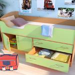 фото  Гармония Детская мебель Карлсон-Микро
