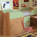 фото  Гармония Детская мебель Карлсон-Мини