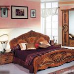 фото  ИнтерДизайн Спальня Амбра