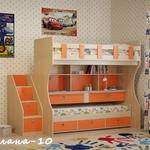 фото  Милана Двухъярусная кровать Милана-10
