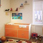фото  Милана Детская кровать Милана-7