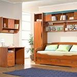 фото  Прагматика Детская мебель Капитан
