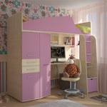 фото  Сканд-Мебель Детская мебель Нильс
