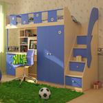 фото  Сканд-Мебель Детская мебель ТаймАут