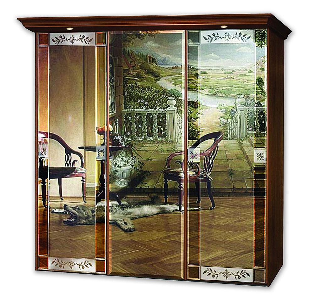 Шкафы-купе 11 (Ярцево) купить (набор мебели 2854).