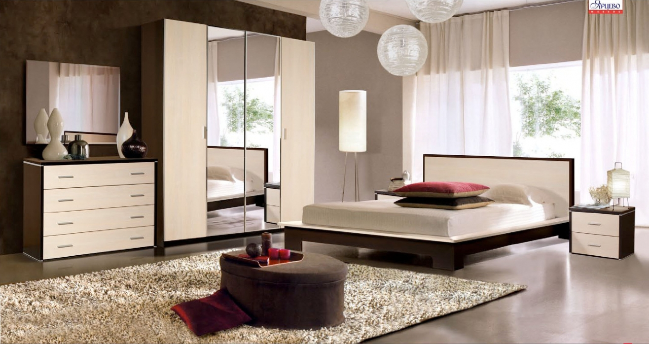 Дизайн мебели для спальни фото