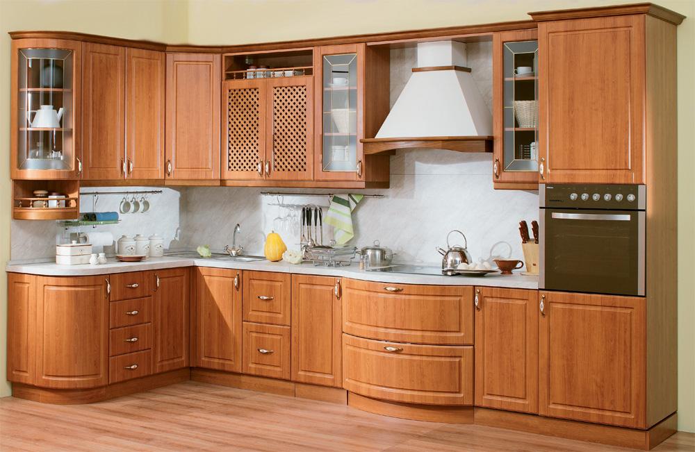 Кухни угловые классика фото