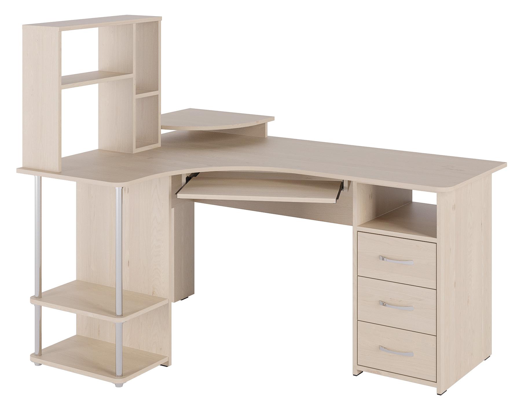 Угловой компьютерный стол с 237 - купить в интернет-магазине.
